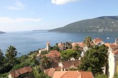 Herceg Novi Montenegro met kinderen