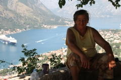 Kotor Montenegro met kinderen