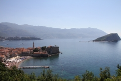 Budva Montenegro met kinderen
