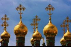 Hemels Moskou met kinderen