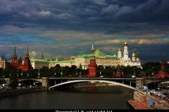 Onvergetelijk uitzichtje Moskou met kinderen