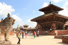 Bhaktapur met kinderen