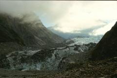 Gletsjers Nieuw Zeeland met kinderen