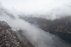 Geiranger fjord Noorwegen met kinderen