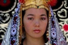 Feest in Samarkand Oezbekistan met kinderen