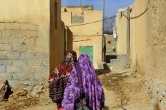 Al Hamra Oman met kinderen