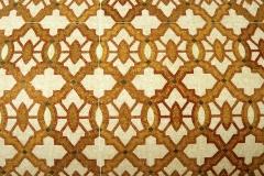 Detail Nizwa moskee Oman
