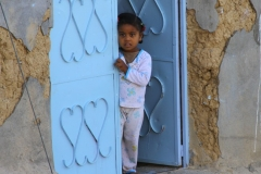 Meisje Oman