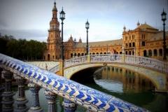 Sevilla met kinderen