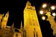 Kathedraal Sevilla met kinderen