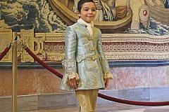 Palazzo reales Sevilla met kinderen
