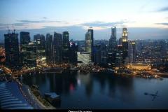 Amerikaans Singapore met kinderen
