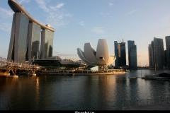 Prachtig Singapore met kinderen