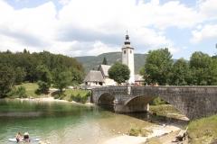 Bohinj Slovenië met kinderen