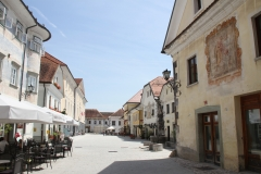 Radovljica Slovenië met kinderen