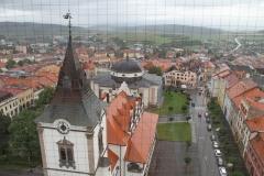 Levoca Slowakije met kinderen