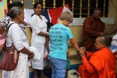 Kandy Sri Lanka met kinderen
