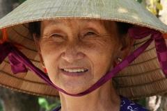 Vietnam ah zo mooie dame