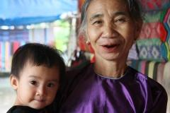Vietnam bergvolkeren Mai Thai