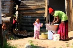 Aan het werk met de kids Zuid Afrika met kinderen