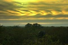 Bijzondere luchten Zuid Afrika met kinderen
