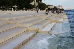 Zadar Zuid Kroatië met kinderen