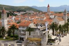 Trogir Zuid Kroatië met kinderen