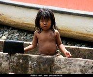Panama met kinderen reisfoto's