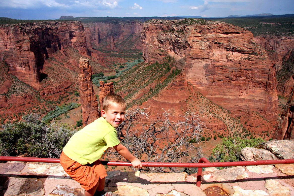 Canyon de Chelly VS