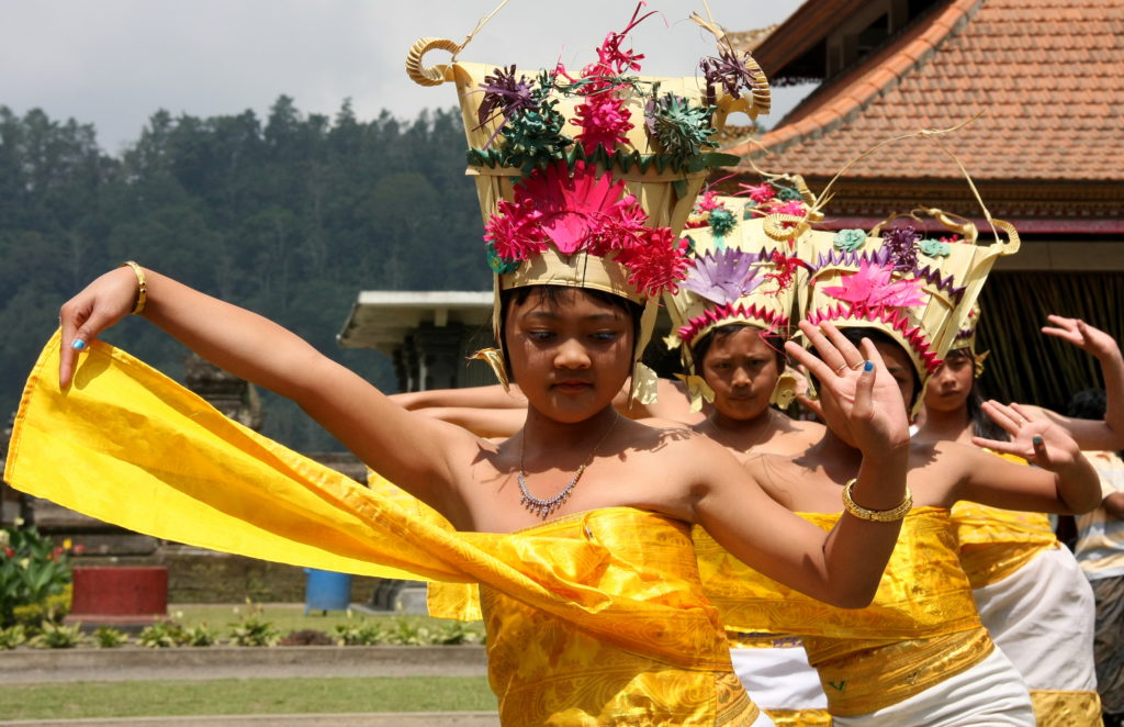 Bali met kinderen bezienswaardigheden