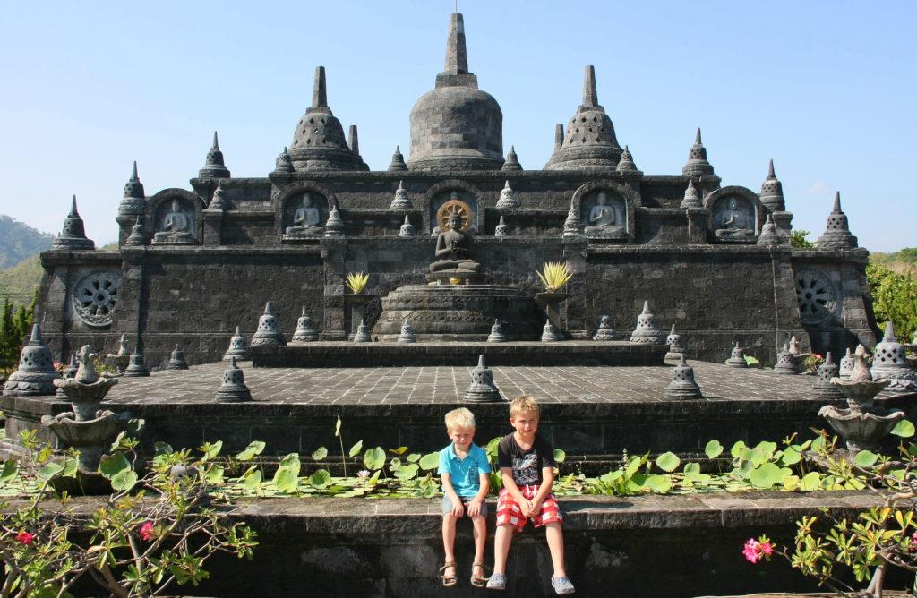 Bali met kinderen accommodaties