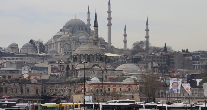 Istanbul met kinderen