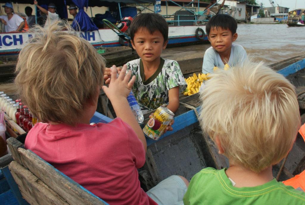 Vietnam met kinderen reisverhaal