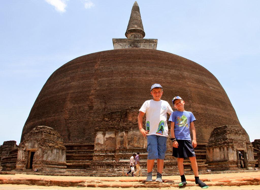 Activiteiten Sri Lanka met kinderen