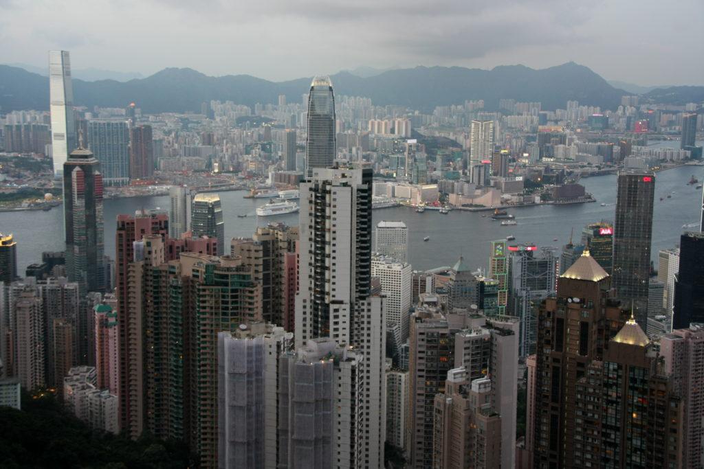 Hong Kong met kinderen reisverhaal