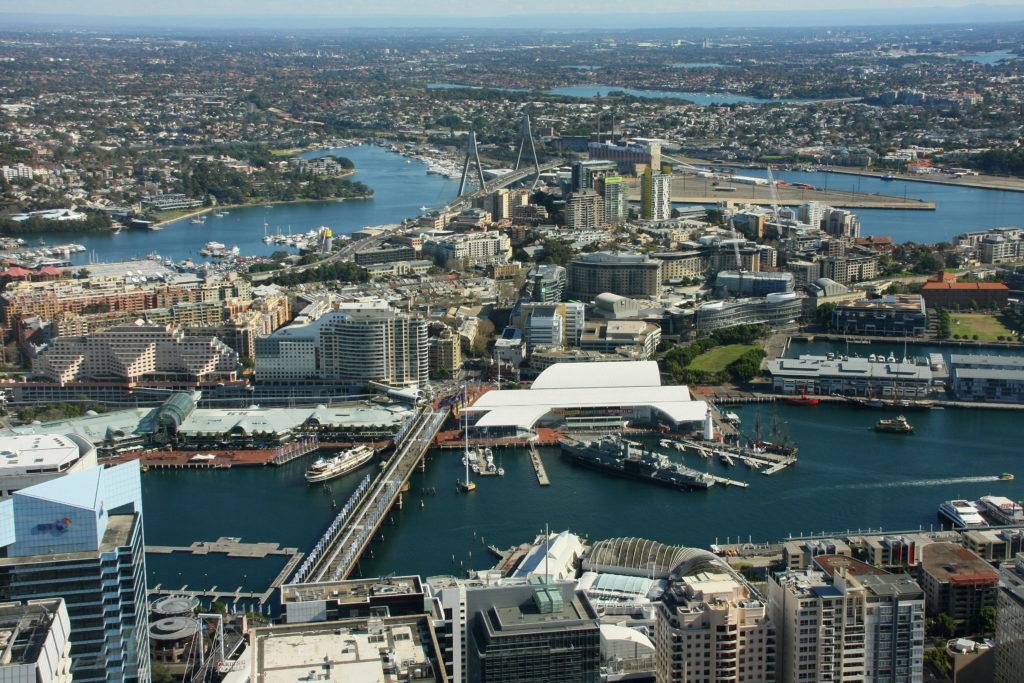 Sydney Australië met kinderen