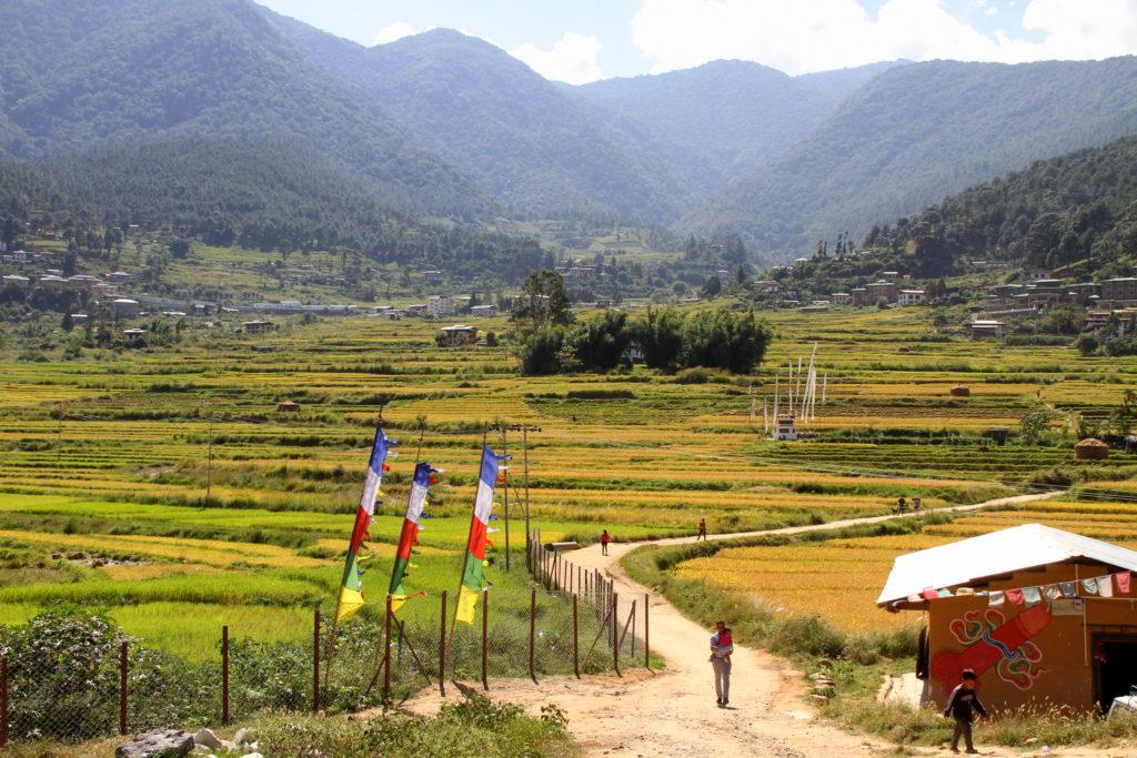 Bhutan met kinderen praktische informatie