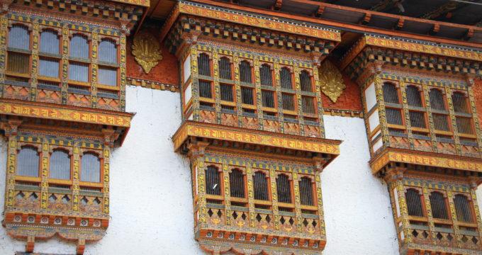 Bhutan met kinderen accommodaties