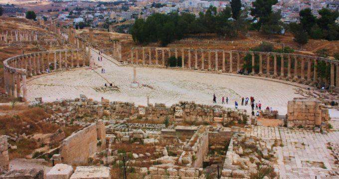 Jordanië met kinderen reisverhalen
