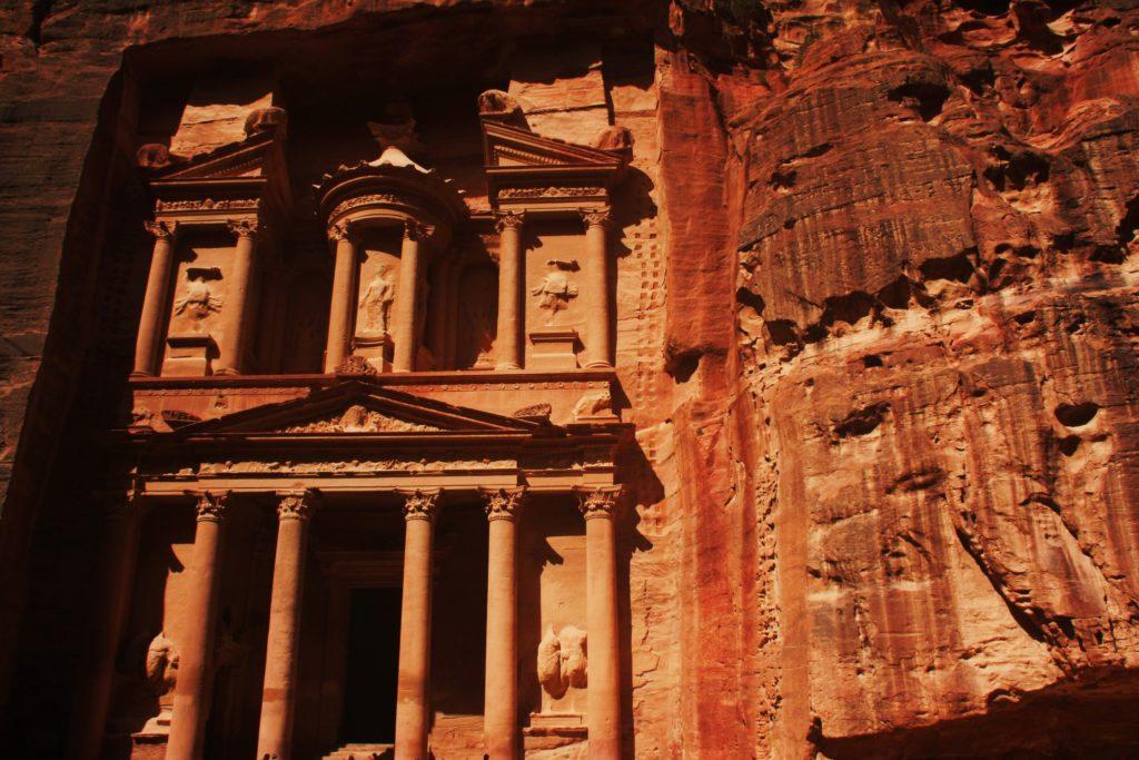 reisfoto's Jordanië met kinderen