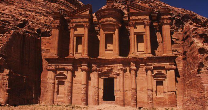 Jordanië Petra met kinderen reisverhaal