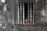 Khmer-art-Angkor-Wat-Cambodja