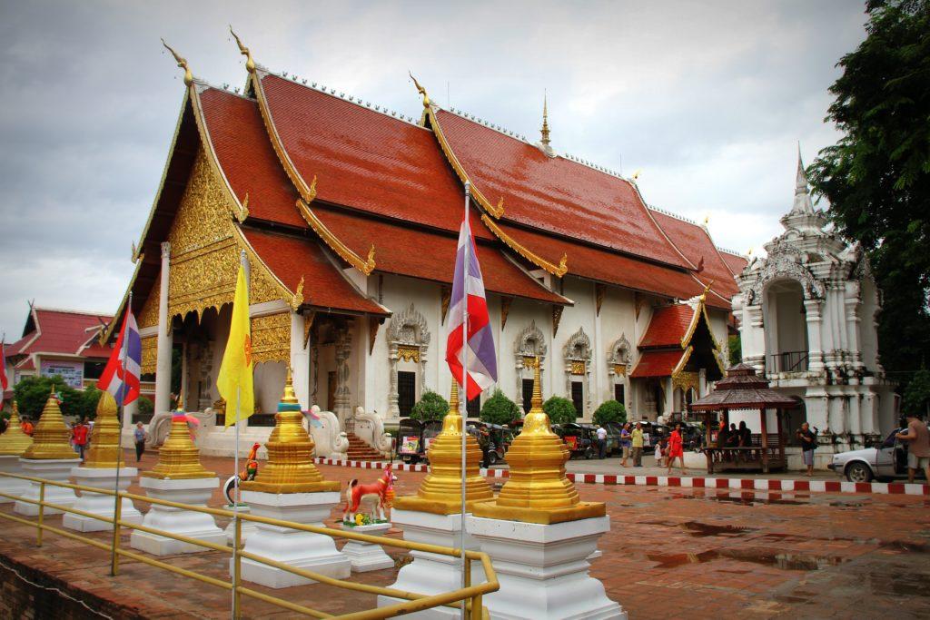 Thailand met kinderen