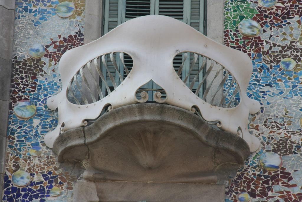 Gaudi barcelona met kinderen reisfoto's