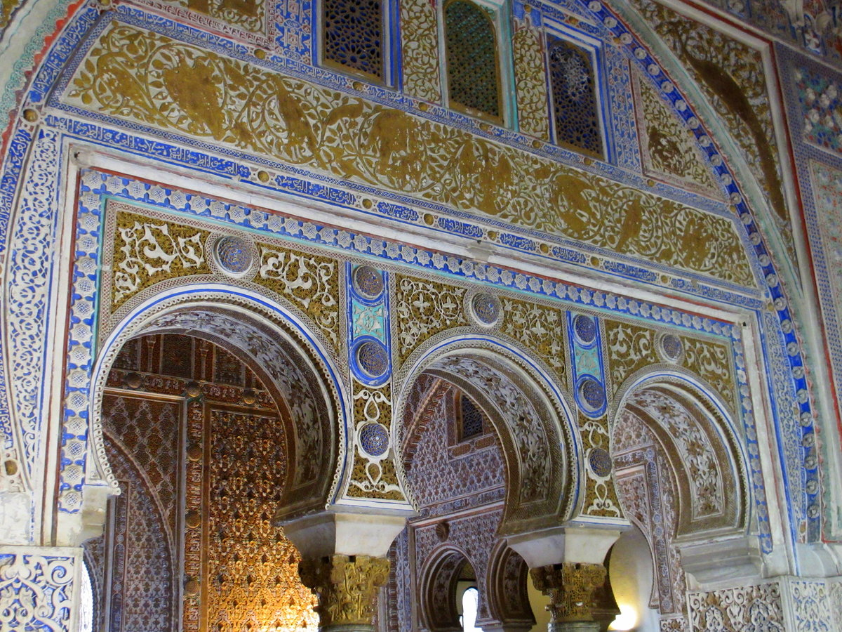 Palazzo Reales Sevilla