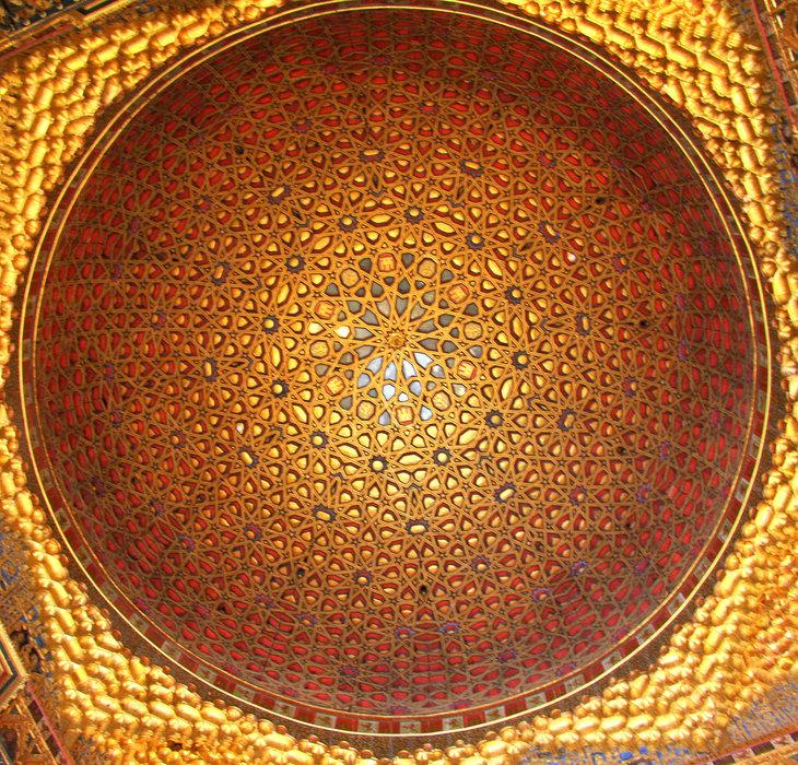 Alhambra Granada Spanje