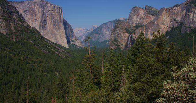 California Amerika met kinderen nationale parken