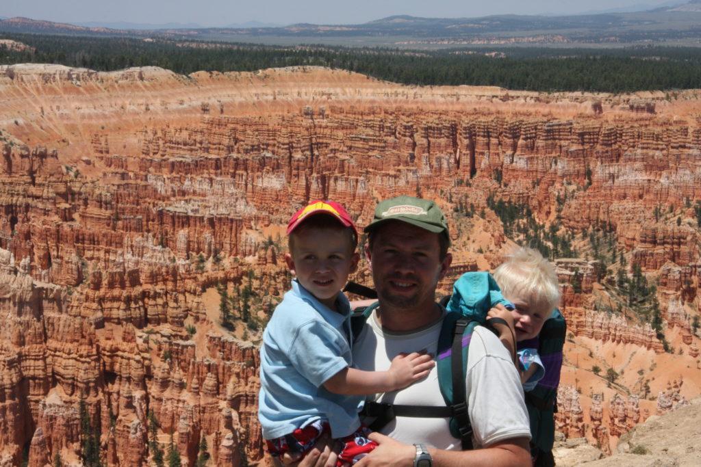Amerika met kinderen Utah nationale parken