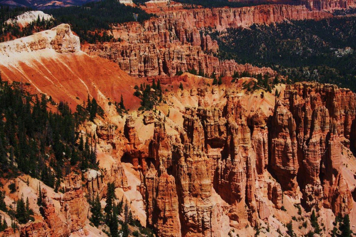 Utah nationale parken Amerika met kinderen