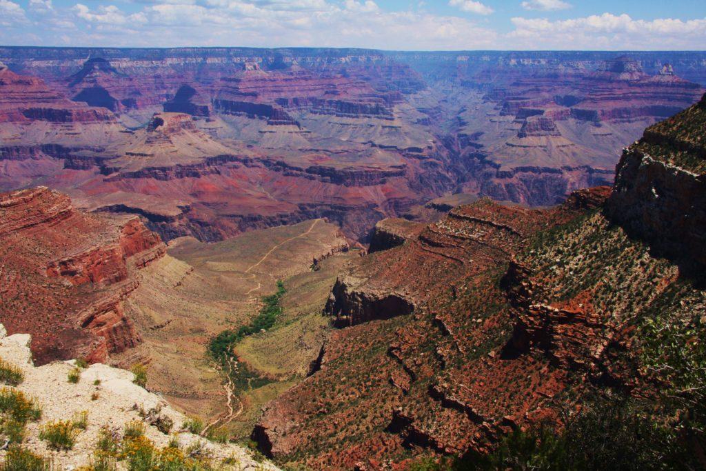 Grand Canyon Amerika met kinderen